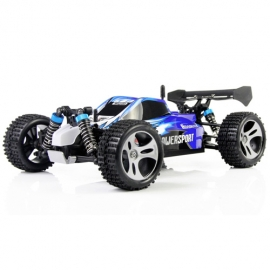 COCHE ELECTRICO 1/18 BUGGY 4WD 2.4GHZ - WLTOYS A959