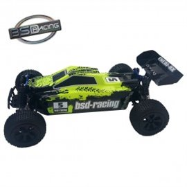 1:10 BUGGY BRUSHED RTR ELECTRICO 2.4 GHZ