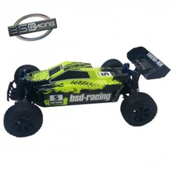 COCHE 1/10 BUGGY BRUSHED RTR ELECTRICO 2.4 GHZ