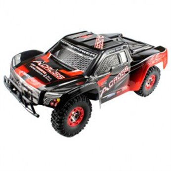 COCHE ELECTRICO RTR 1/12 SHORT COURSE 4WD 2.4GHZ.