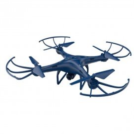 DRONE WIFI+ ALTITUDE MODE MEDIANO 2.4GHZ - AZUL UDIRC