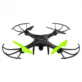 DRONE WIFI+ ALTITUDE MODE MEDIANO 2.4GHZ - NEGRO