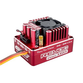 "ESC TEAM CORALLY CERIX PRO ""RACING FACTORY""160AMP SENSORED"