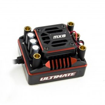 VARIADOR ULTIMATE MX8 BUSHLESS ESC (220A/2-6S)