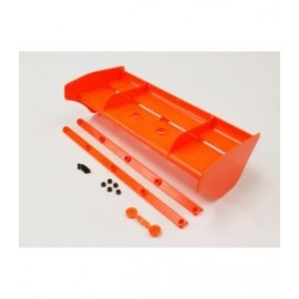Alerón 1/8 nailon MP9 TKI4 naranja