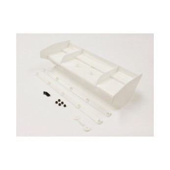 Alerón 1/8 nailon MP9 TKI4 blanco
