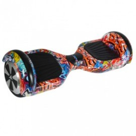 "BALANCE SCOOTER - 6.5"" NUEVO HIP-HOP CON BLUETOOTH"
