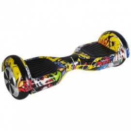 "BALANCE SCOOTER - 6.5"" HIP-HOP CON BLUETOOTH"