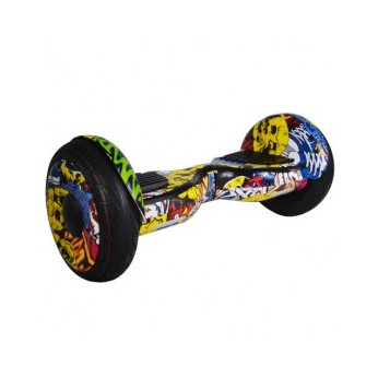 "BALANCE SCOOTER - 10"" HIP-HOP CON BLUETOOTH"