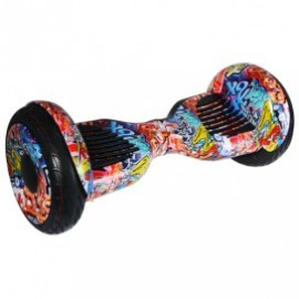 "BALANCE SCOOTER - 10"" NUEVO HIP-HOP  CON BLUETOOTH"