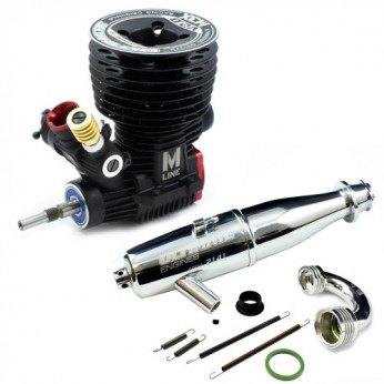 COMBO MOTOR ULTIMATE M3X + ESCAPE (2141-F)