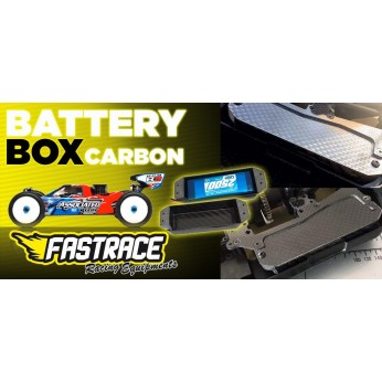 CAJA FASTRACE CARBONO PARA ASSOCIATED RC8B3.1