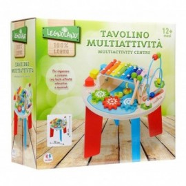 MIULTIACTIVITY WOODEN TABLE