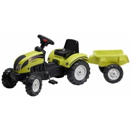 TRACTOR A PEDALES 130CM