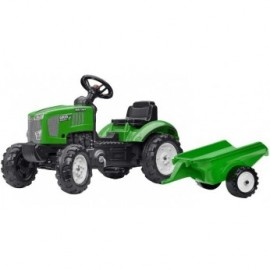 TRACTOR A PEDALES 125CM