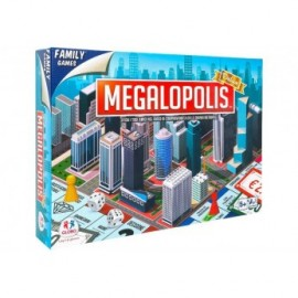 MEGAPOLIS PLAY GAME (MONOPOLY)