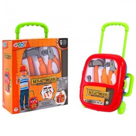 TOOL SET TROLLEY