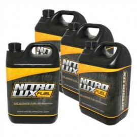 PACK COMBUSTIBLE NITROLUX OFF ROAD 25% 4X5L BLACK FRIDAY MODELIX