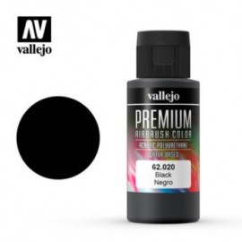 Vallejo Negro premium colors