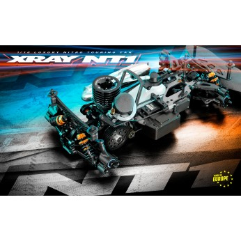 XRAY NT1.3 - 1/10 LUXURY NITRO TC