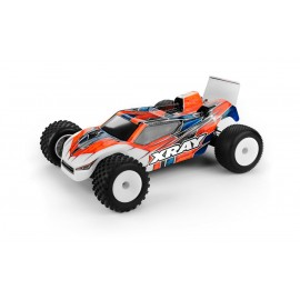 XRAY XT2D'21 - 2WD 1/10 ELECTRIC STADIUM TRUCK - DIRT EDITION