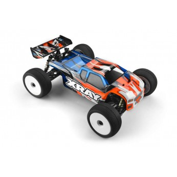 XRAY XT8E - 1/8 LUXURY ELECTRIC RACING TRUGGY