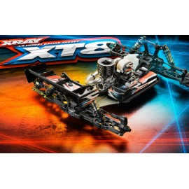 XRAY XT8.2 - 1/8 LUXURY NITRO RACING TRUGGY