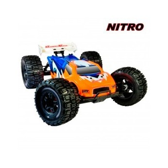 COCHE 1/8 NITRO MONSTER MEGA BOOSTER MT RTR