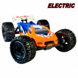 COCHE 1/8 ECO MONSTER MEGA BOOSTER MT RTR